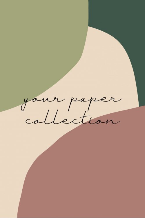 your paper collection logo - 2